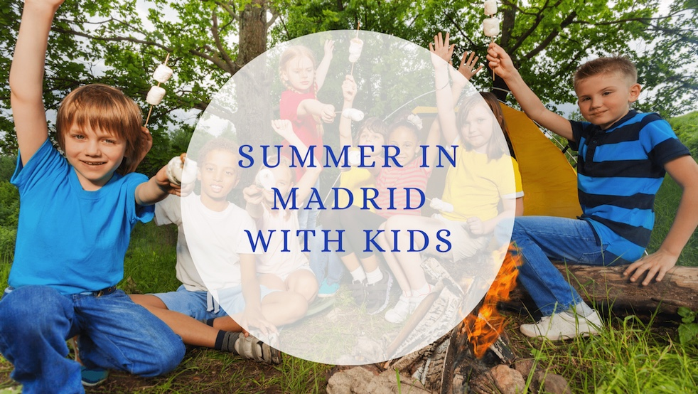 Summer in Madrid with kids
