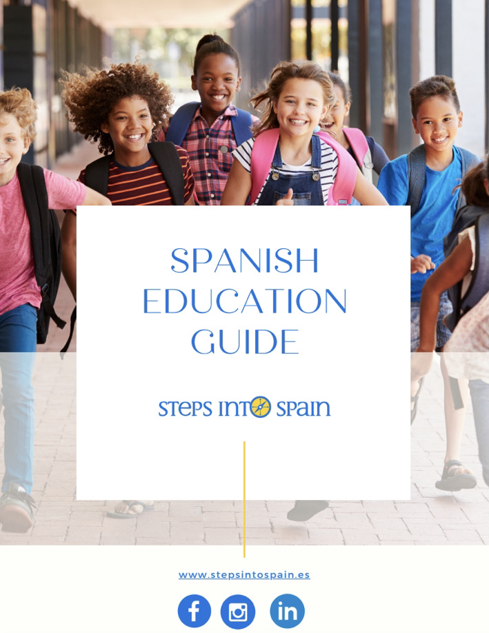 Spanish Education Guide - Steps into Spain